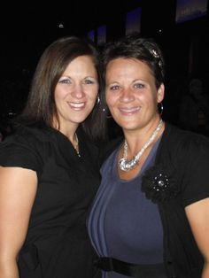 #TBT to one of my favorite photos from Intensity-The 2010 #ScentyConvention hosted in Denver, Colorado! Just my sister Lyndsee Bates and I sneaking in a quick photo in between sharpening our wickless business skills--learn more about my #Scentsy story visit www.casiestevenson.com #JustAWickAway