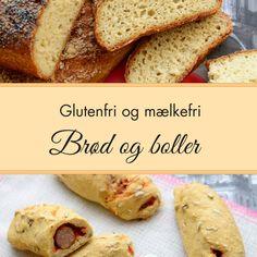Celiac, Grocery Store, Banana Bread, Hamburger, Gluten Free, Denmark, Desserts, Recipes, Food
