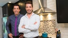 'Property Brothers': Jonathan and Drew Scott Do a Man Cave Makeover