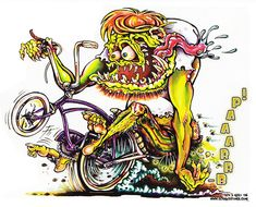Monsters in Hot Rods and other cool stuff... - HobbyTalk