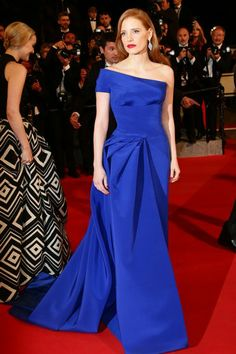 Jessica Chastain - Cannes 2014