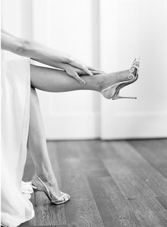shoes | via once wed
