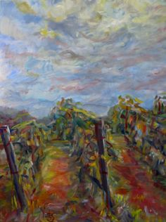 September oil on canvas 30x40in 1200.00 paypal and shipping available