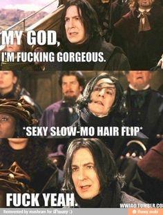 Snape. :D