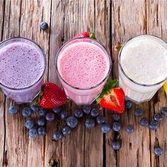 Λαμπερή επιδερμίδα, αποτοξίνωση και περισσότερη ενέργεια με απολαυστικά υγιεινά smoothies.