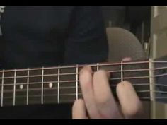 How to play The weight by the band acoustic guitar lesson - YouTube