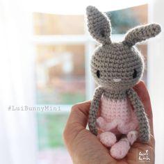 #LuiBunnyMini  . . #pattern #comingsoon . #amigurumis #amigurumi #crochet #handmade #diy #häkeln #miniature #mini #wolle #yarnlove #yarn #wool #kawaii #kawaiicrochet #amigurumipattern #crochetpattern #häkelanleitung #etsy #etsyseller #ballerina #ballett #ballet #bunny #hase #crochetgirlgang #craftastherapy #schachenmayr