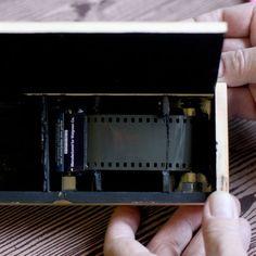 Make a pinhole camera