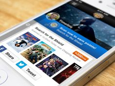Warner Bros : VIP Rewards for iPhone (teaser) by Glen McPherson