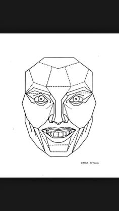 """""""This is the MARQUARDT FACE MASK. First I ask, you disregard this theory of the PERFECT FACE. These masks only focus on an outward symmetry found on RECTANGULAR figures [triticum, eros]. Pirums have a difficulty in their broad pronounced cheekbones, and Pupillams in their narrow jaws. I find most faces to be squeezed into this box and called 'BEAUTIFUL'. I felt flabbergasted at my own face in seeing this image during adolescence, 'Why do I not have a boyfriend then? Men should crawl to my…"""