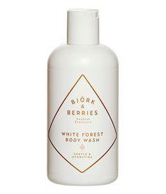 White Forest Body Wash by Bjork & Berries