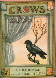 poems literature nursery rhymes with crows - Google Search