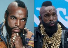 Mr. T - NBC via Getty Images/Getty Images; Mary Altaffer/AP Images