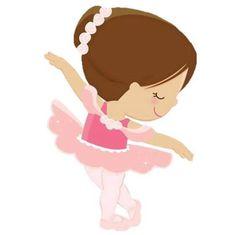 logo de bailarina para fazer montagens em personalizados