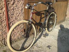 Simson Fahrrad unverbastelt von 1955