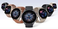 The Apple Watch arguably dominates the smartwatch market, and Samsung's wearables have become even more prominent now that it has switched... Latest Mobile, New Mobile, Technology Tools, Digital Technology, Sub Brands, Gps Tracking, Fitness Watch, Alarm Set, Smart Watch
