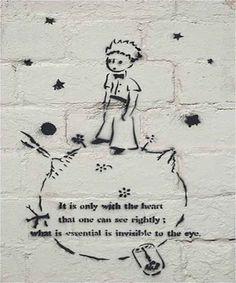 The Little Prince – Antoine de Saint-Exupéry.