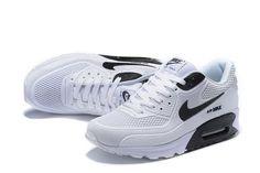 Nike Air Max 90 Black White KPU - $62.00 | nikeonlinestore | Scoop.it