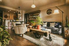 NTT都市開発「ウェリス弘明寺 モデルルーム」   WORKS   journal standard Furniture