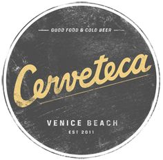 Oscar's Cerveteca Los Angeles logo venice california wine food mexican drinks @Maria Canavello Mrasek DeFilippo