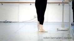 Rond de Jambe a Terre / Music for Ballet & Contemporary Classes CD / Søren Bebe (piano) / Allan Nielsen (Class) / Robin Bernadet (Dancer)