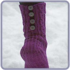 All of er Buttons Socks