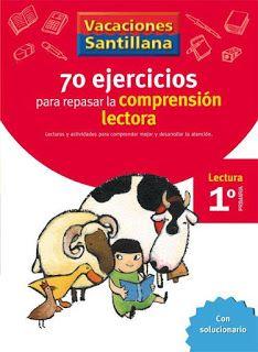 70 Ejercicios para Mejorar la Comprension Lectora | Planeaciones Gratis