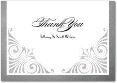 Wedding Stationery Wednesday: Winter Sparkle
