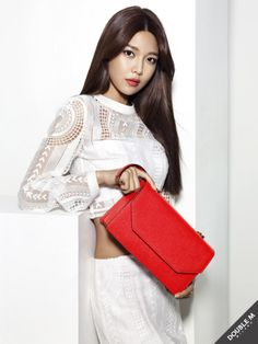 Summer Choi Sooyoung of Girls' Generation for Double M 2014 Teaser Snsd Fashion, Cute Fashion, Korean Beauty, Asian Beauty, Korean Girl, Asian Girl, Sooyoung Snsd, Fit Women, Sexy Women