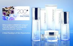 Dr Nathan Newman Explains the Science of Jeunesse LUMINESCE