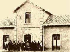 Ferrocarriles Suburbanos de Málaga, estación de Periana.