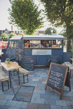 Well this is something that certainly stands out from all the Generic rubbish at your local market and shows. A stunning 1960's Citroen H van that has been restored, rebuilt and fitted out with all your needs for stunning food and coffee. I have covered this business fromday one throughto it in action. Jimmy Beans …
