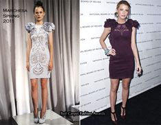 Blake Lively In Marchesa – 2011 National Board of Review of Motion Pictures Gala