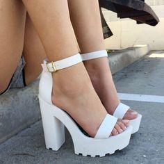 Fashion Heels, Fashion Boots, Sneakers Fashion, Homecoming Shoes, Prom Shoes, Cute High Heels, Cute Shoes, Wedding Shoes Heels, Womens Summer Shoes
