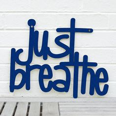 Just Breathe MEDIUM keep calm by spunkyfluff on Etsy, $57.50 (like her on facebook and get a 20% coupon til march 22 2013)