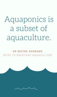 What is the difference between aquaculture and aquaponics?