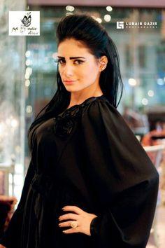 Fufi Stylist Abayas – A Touch of Qatar, Libya and Italy | Arab Girls, Arabic Girls Blog