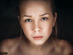 Kristina by Pavel Smetanin on 500px