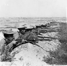 Soldiers from Qing China's regular army line up to aid the Boxer Rebels in their fight against the Eight Nation Invasion Force at Tientsin. Keystone View Co. / Library of Congress Prints and Photos. The foreign invaders prevailed at the Battle of Tientsin, 1900.