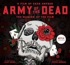 So, we've been slacking on some updates lately! Here come some #ICYMI posts. First up is Stuart's review of the Titan Book release of ARMY OF THE DEAD: THE MAKING OF THE FILM by Peter Aperlo. #horror #amreading Western Film, Tom Clancy, Man Of Steel, Overwatch, Sexy Horror, Las Vegas, Dave Bautista, Batman, Horror Books