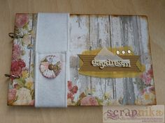 Album fotos scrapbooking