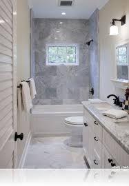 Small Narrow Bathroom Small Bathrooms And Half Bathroom Decor