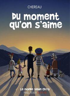 Du Moment qu'on s'Aime - (Antoine Chereau) - Humour [CANAL-BD]