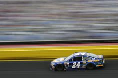 Chase Elliott Photos - Chase Elliott drives the #24 NAPA Auto Parts Chevrolet during the NASCAR Sprint Cup Series Coca-Cola 600 at Charlotte Motor Speedway on May 29, 2016 in Charlotte, North Carolina. - NASCAR Sprint Cup Series Coca-Cola 600