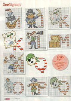 Gallery.ru / Фото #31 - Cross Stitch Crazy 176 - WhiteAngel