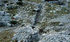 foto di cima della Caldiera - altopiano di Asiago 7 Comuni