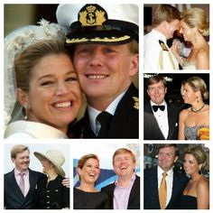 royalsandquotes:  King Willem Alexander of the Netherlands and Queen Maxima