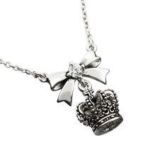 PETIT FADEIT Necklace|Justin Davis Decorative Bells, Jewels, Silver, Accessories, Closet, Fashion, Moda, Armoire, Jewerly
