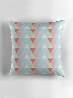 Zipped Cushion Cover Square cushion Scandinavian cushion