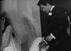 45 Candid Photographs of Elvis and Priscilla Presley on Their Wedding Day on May 1, 1967 ~ vintage everyday Priscilla Presley Wedding, Elvis And Priscilla, Lisa Marie Presley, Before Wedding, Wedding Day, Wedding Reception, Wedding Gifts, Wedding Photos, Dream Wedding
